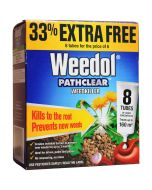 Weedol Pathclear Liquid Tubes x 8