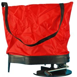 Carry Spreader for Seed and Fertiliser - 9kg capacity