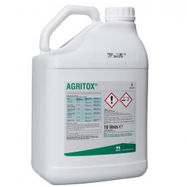 Agritox 10L - Grassland Weed Killer Containing MCPA