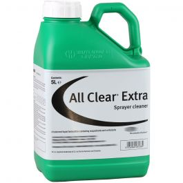 All Clear Extra 5L - Cleans Pesticides from Spraying Equipment