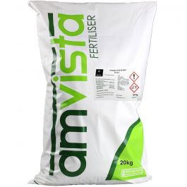 Amvista G0 Kick-Start 20KG (10-4-4) cool weather active fertiliser plus seaweed