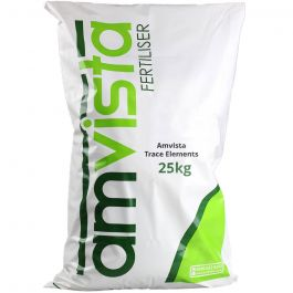 Amvista Trace Elements- Sodium, Copper & Zinc for grazing livestock 25KG