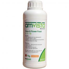 Amvista Bloom Rose & Flower Fertiliser 1KG