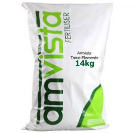 Amvista Trace Elements - Sodium, Copper & Zinc for grazing livestock 14KG