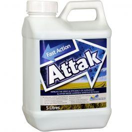 Attak 5L - Adjuvant to maximise glyphosate performance