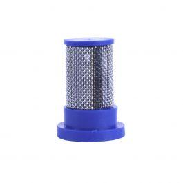Blue Ball Mesh Filter Non-Drip