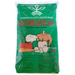 Bonemeal Fertiliser - Sterilised Organically Derived - 25KG