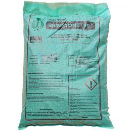 Brimstone Sulphur Prills 25KG - Concentrated Slow Release of Sulphur