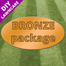 Bronze Lawncare Package (12 months supply)