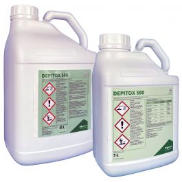 Depitox  500 - Grassland Weed Killer with Boom & Spot Spraying Approval