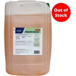 Gallup Biograde Amenity 20L glyphosate - Use in public and aquatic areas