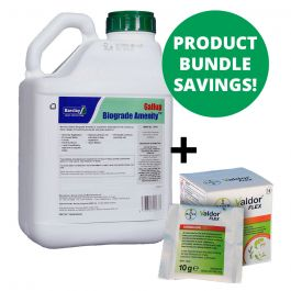 Gallup Biograde Amenity + Valdor® Flex -professional & long lasting control bundle