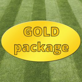 Gold Lawncare Package (12 months supply)