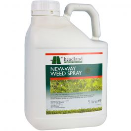 New-Way Weed Spray 5L - Non Glyphosate Alternative