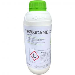 Hurricane SC 1 L - long lasting weed control, can mix with glyphosate