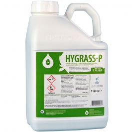 HyGrass-P 5 L - Lawn & Turf Weed Killer for Boom or Spot Spraying