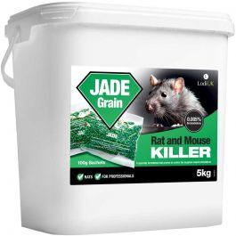 Jade Grain Whole Wheat 5KG - 50X100G Sachets