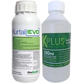 Kurtail Evo Horsetail Killer & K Plus Bundle