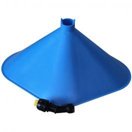 Matabi Conical Spray Shield w. Evenspray nozzle