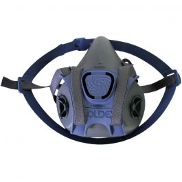 Moldex 7000 Series Half Face Re-usable Respirator Mask (Supplied without Filters)