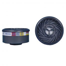 Moldex 9500 A2B2E1 GAS & VAPOUR FILTER (1 Pair)