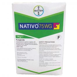 Nativo 75 WG 1KG - Systemic fungicide with protectant & curative action
