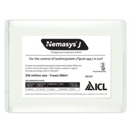 Nemasys J- Biological Control of Leatherjacket - 2 pack sizes