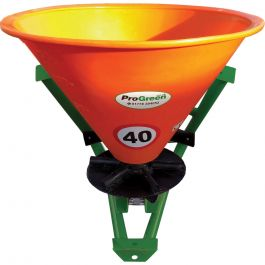 FertCast Tractor Mounted Fertiliser Spreader - Manual Controls -350L Hopper