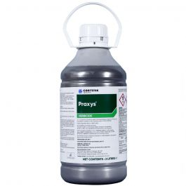 Praxys 2 L -Strong Selective Lawn & Amenity Grassland Weed Killer