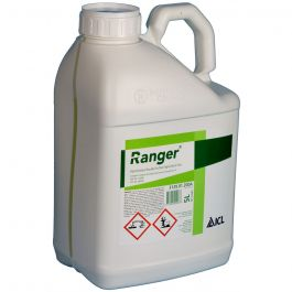 Ranger 5L - Professional Hard Surface Moss & Algae Control with exceptional coverage