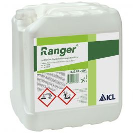 Ranger 5L - Hard Surface Moss & Algae Control with exceptional coverage