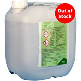 Rattler 15L - Super Strength Glyphosate 540g/L - full amenity label