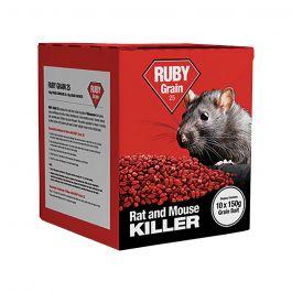 Ruby Grain 25 Whole Grain Sachets 1.5KG – 60 X 25g