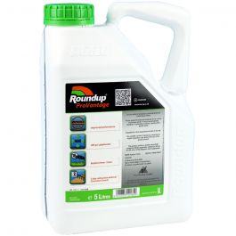 Roundup ProVantage 5 L High Strength Glyphosate - Legal for use in public areas