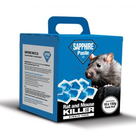 Sapphire Paste 25 PASTE POUCHES 1.5KG - 10 x 150g