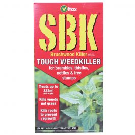 SBK Brushwood Killer 1 L - for control of Tough Woody Weeds