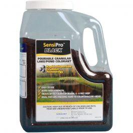 Sensipro Black 2KG - Granular Dye to Control Aquatic Weeds