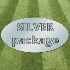 Silver Lawncare Package (12 months supply)