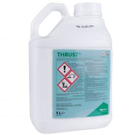 Thrust 5L - Powerful Ragwort & General Weed Killer for Grassland