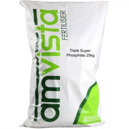 Triple Super Phosphate (TSP) 25KG (0-46-0) -Straight Phosphate fertiliser