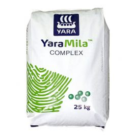 YaraMila Complex 25kg (12-11-18) balanced paddock fertiliser