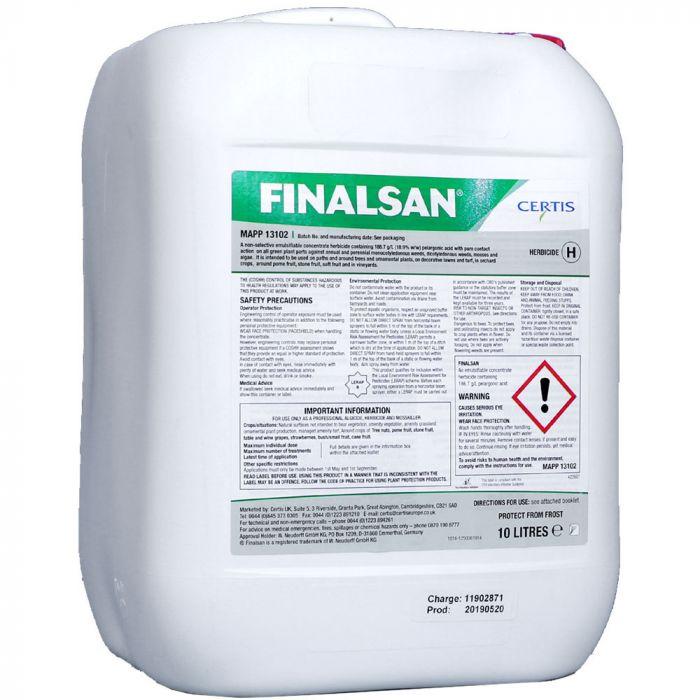 FINALSAN 10 L - NON GLYPHOSATE OPTION