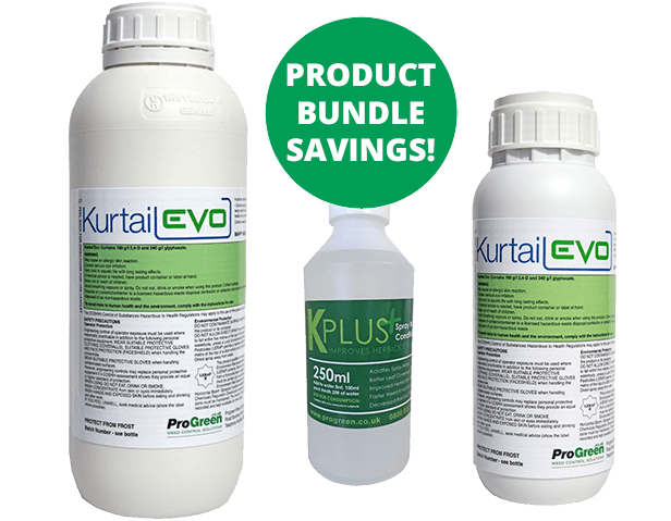 Image of Kurtail Evo and KPlus bundle