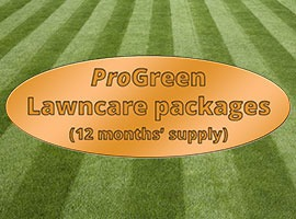 Annual Lawncare Programme